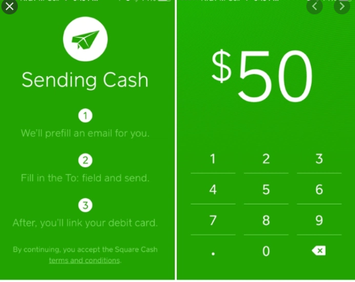 Cash app money