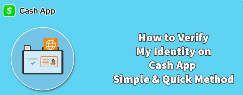 verify identity on the cash app