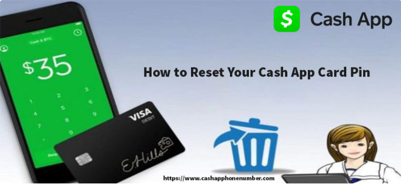 Reset Cash App Pin