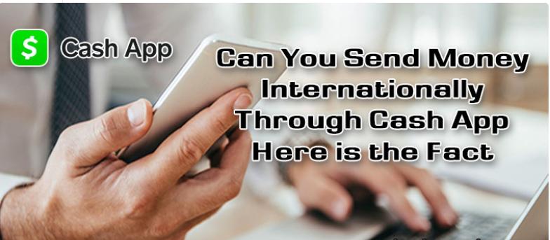 Cash App Internationally