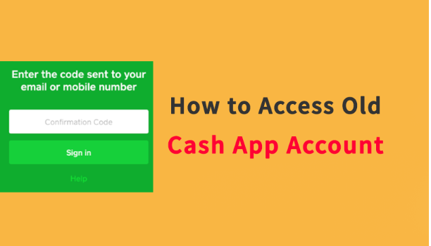 Access the Old Cash App Account