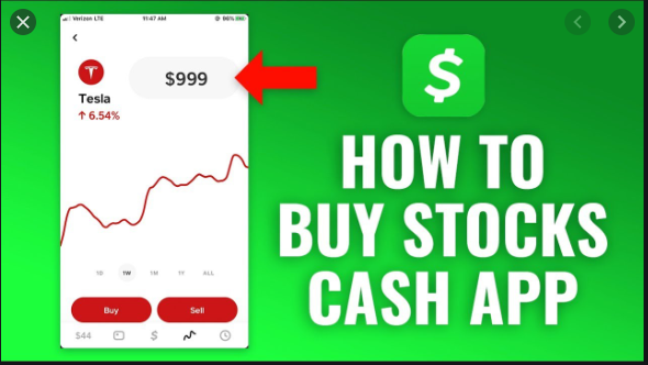 cash app stock