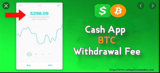 cash app bitcoin fees
