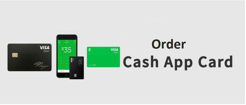 get a card on the cash app