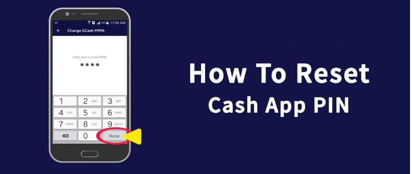 Reset Cash App Pin