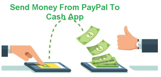 paypal to the cash app