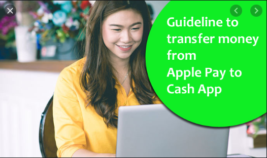 Apple pay to cash Application